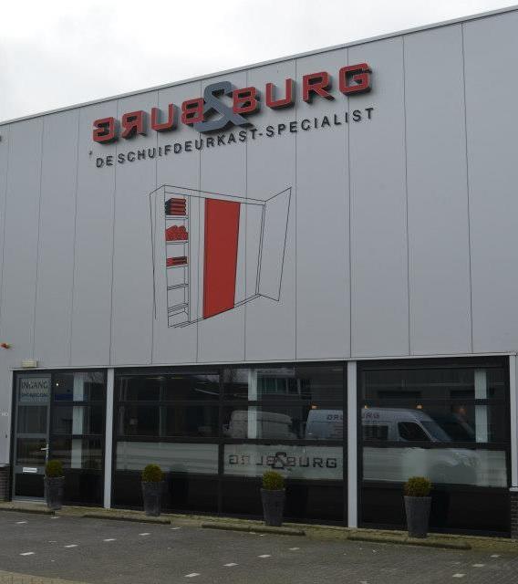 BurgenBurg Zoetermeer Gevel